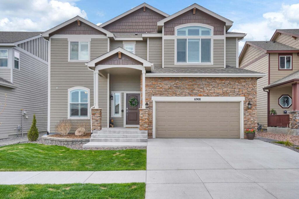 Selley Group Real Estate 6908 Black Saddle Dr Colorado